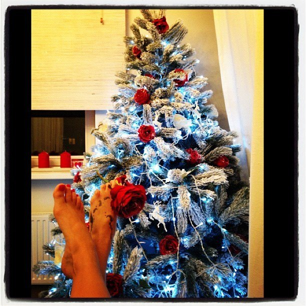 Mariya Gorban Feet