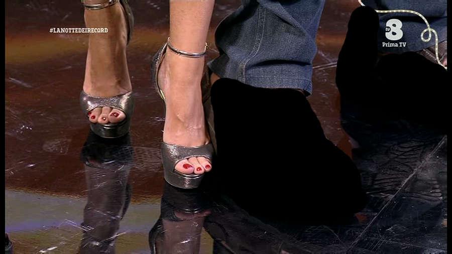 Diletta Leotta Feet