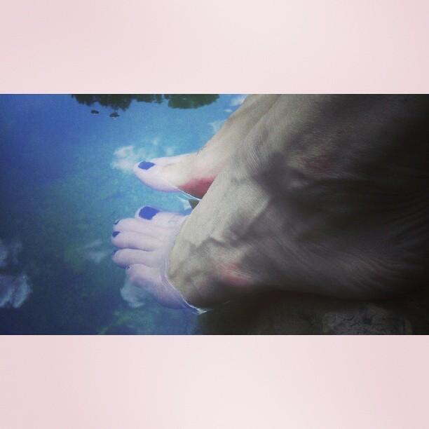 Kleio Valentien Feet
