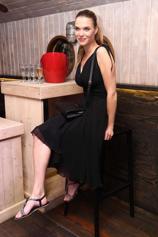Irena Machova Feet
