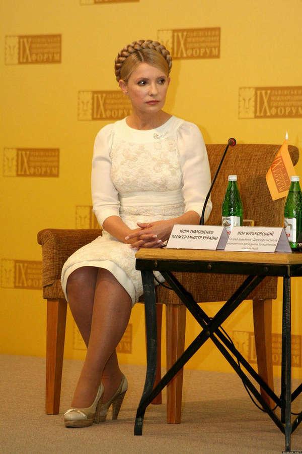 Yuliya Timoshenko Feet