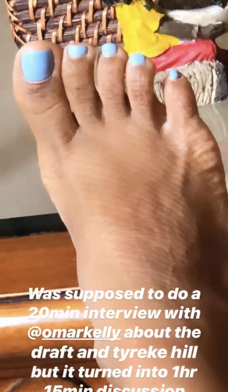 Miko Grimes Feet