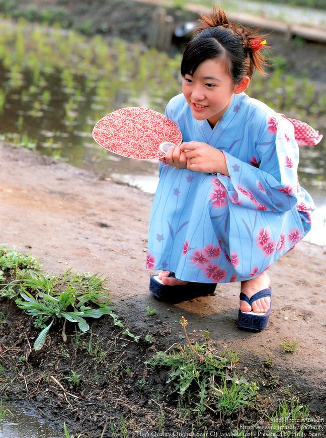 Aki Maeda Feet