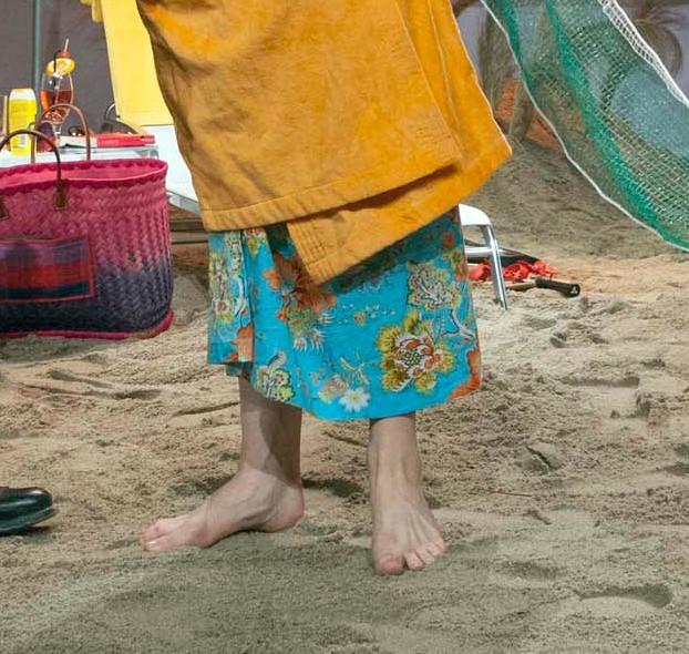 Alexandra Seefisch Feet