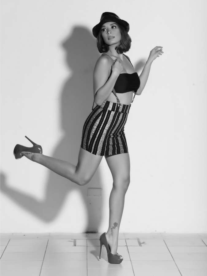 Michelle Madrigal Feet