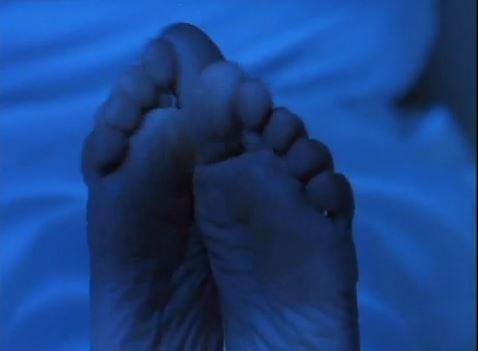 Allyce Beasley Feet