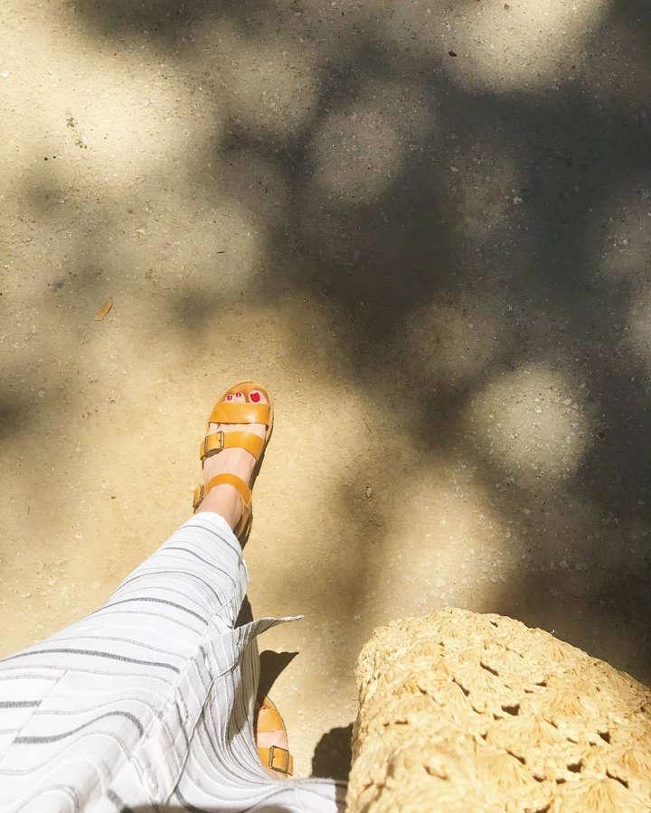 Chrissy Carter Feet