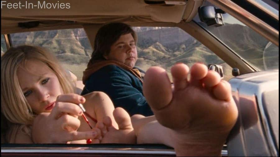 Juno Temple Feet