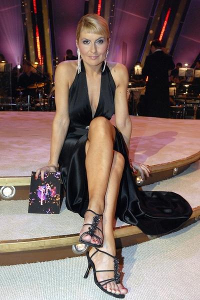 Katarzyna Skrzynecka Feet