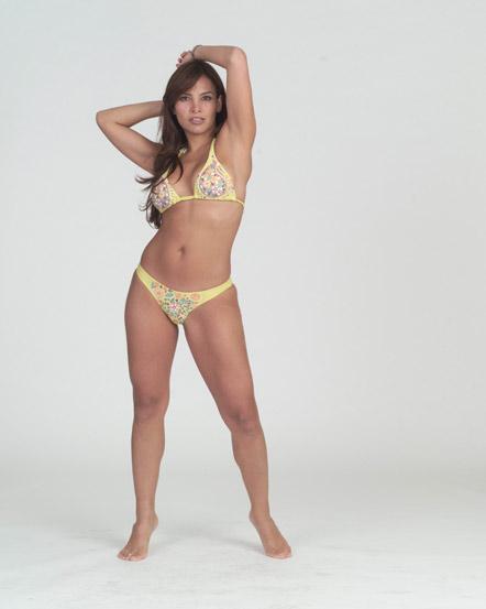Fabiola Campomanes Feet