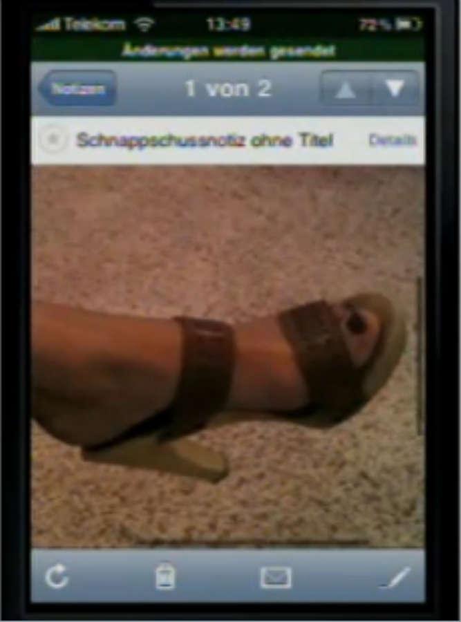 Emily Whigham Feet
