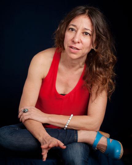 Janna Levin Feet