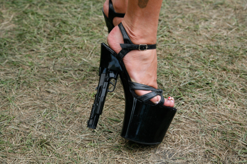 Josie Stevens Feet