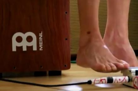 Kinnie Starr Feet