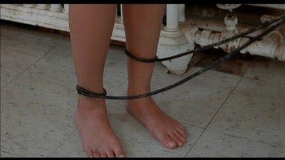 Frances Raines Feet