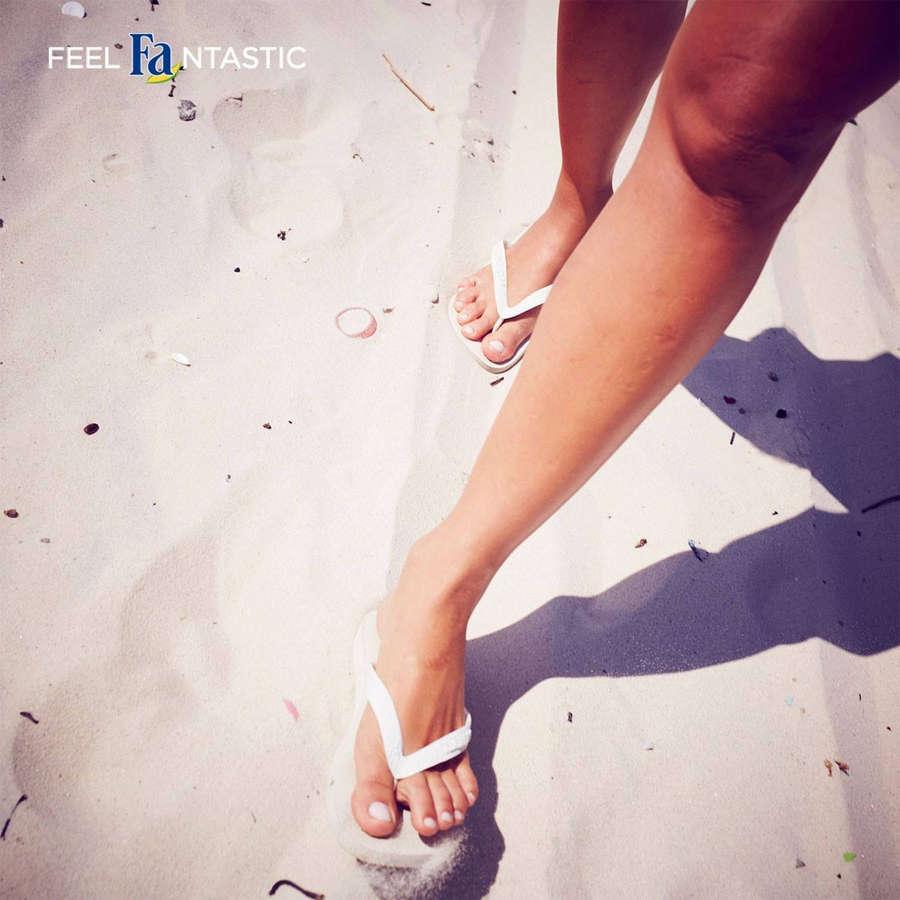 Maya Gabeira Feet