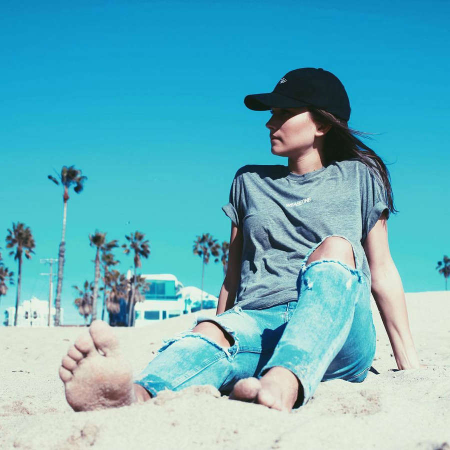 Shannon Beveridge Feet