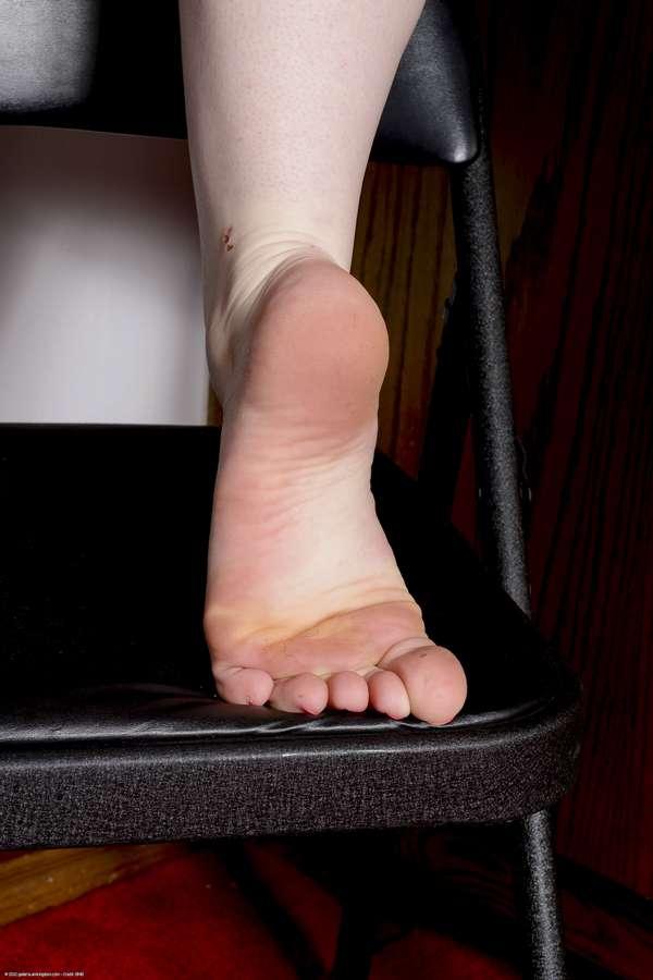 Madisin Blaze Feet