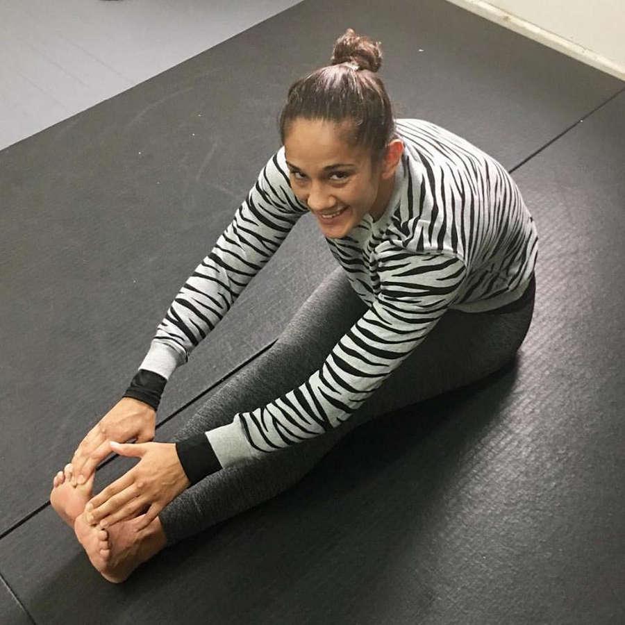 Amanda Serrano Feet