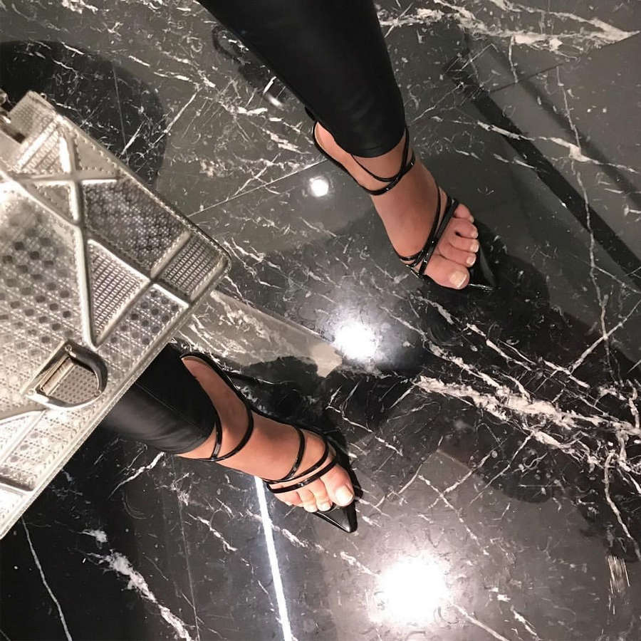 Chanelle McCleary Feet