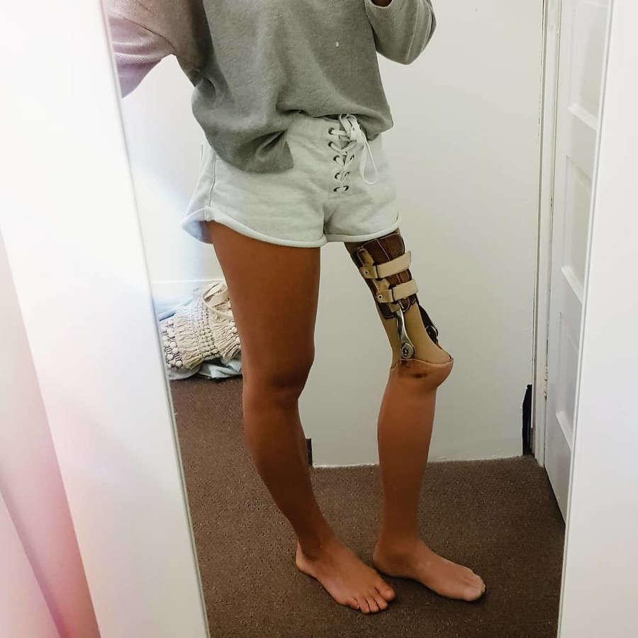 Jess Quinn Feet