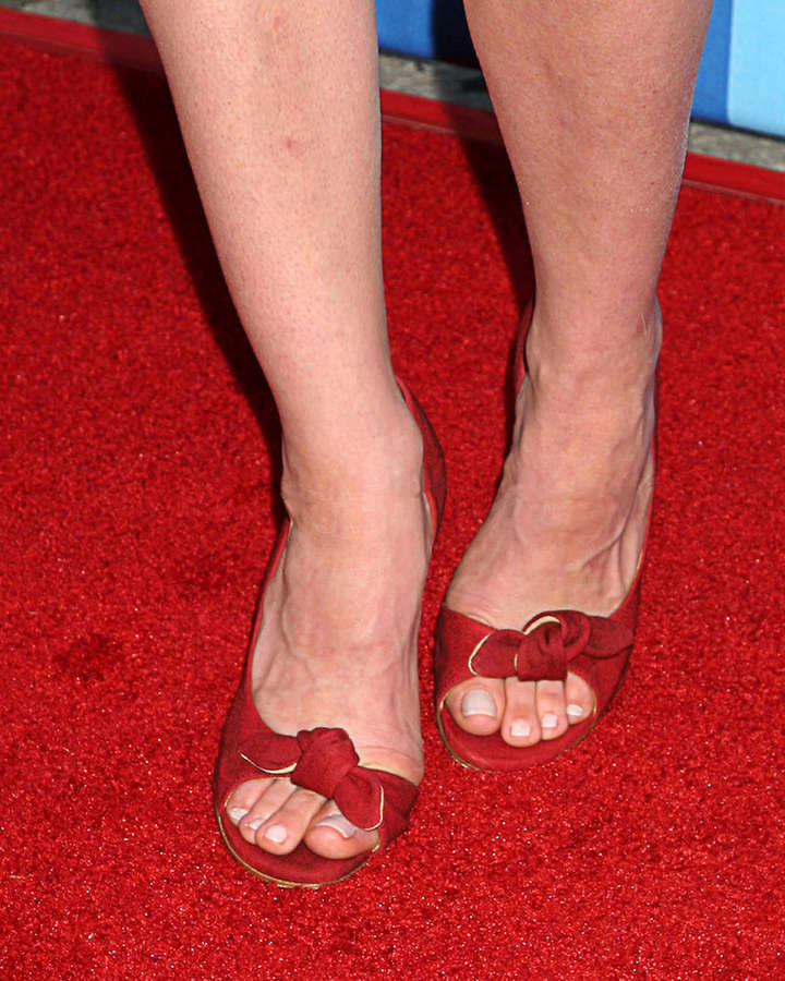Parker Posey Feet