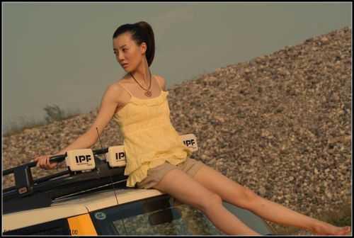 Xiao Che Feet