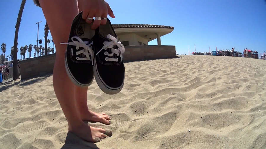 Jenise Spiteri Feet