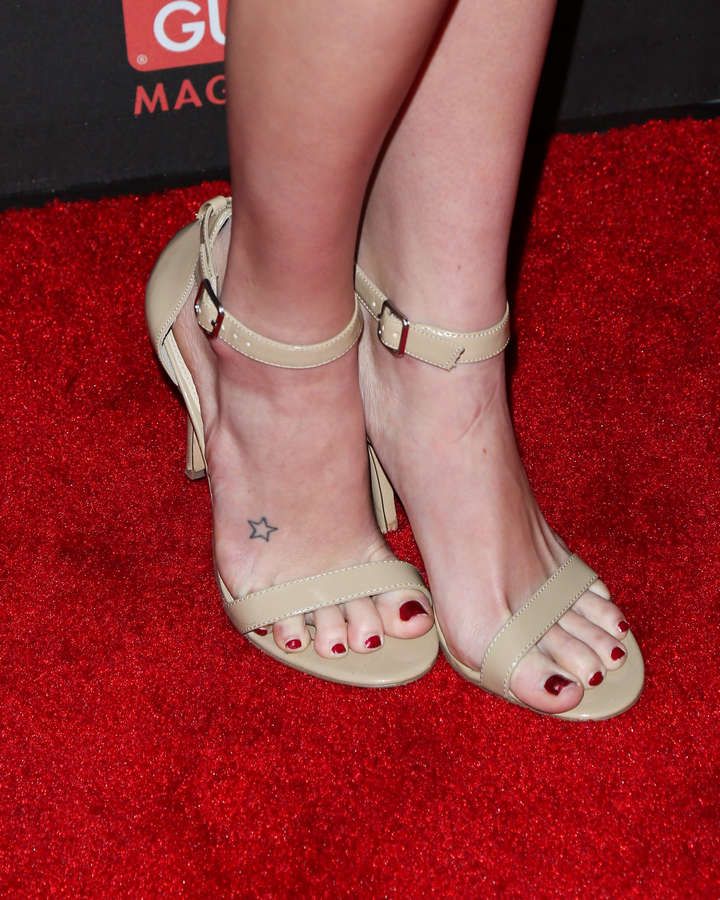 Candice Accola Feet