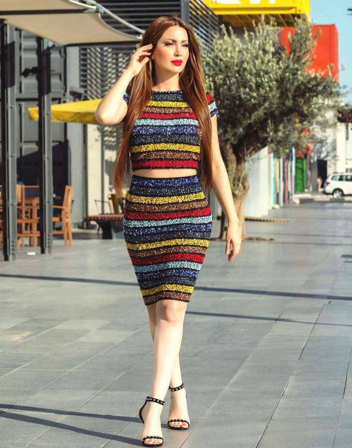 Nesreen Tafesh Feet