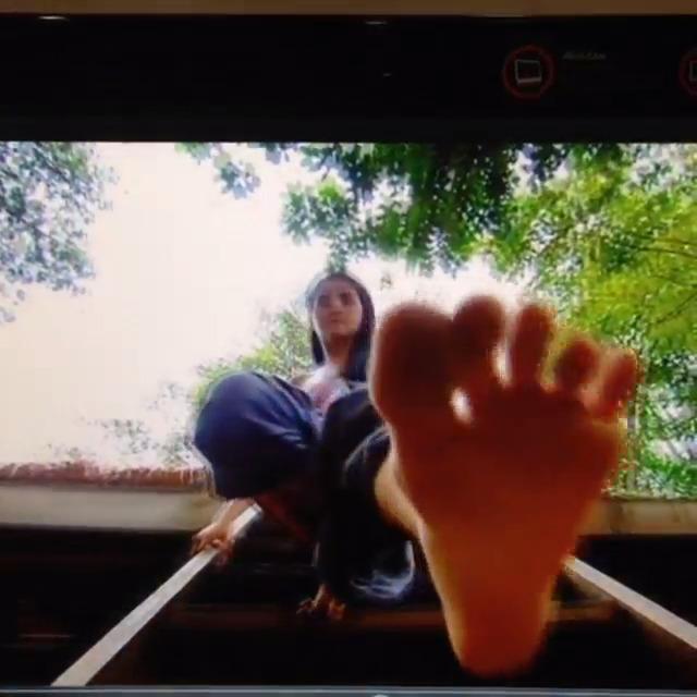 Fonthip Watcharatrakul Feet