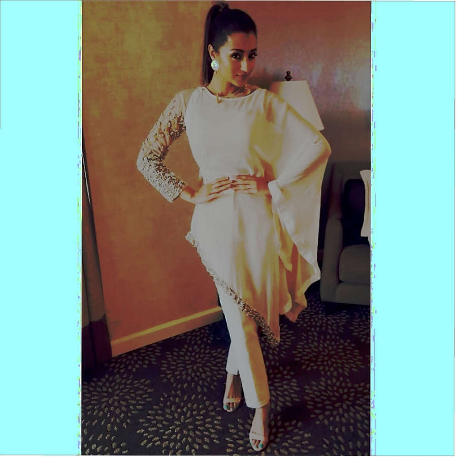 Trisha Krishnan Feet