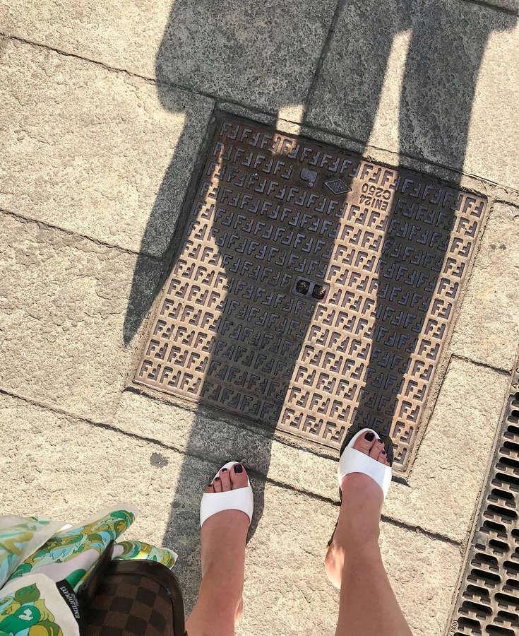 Katie Sapp Feet