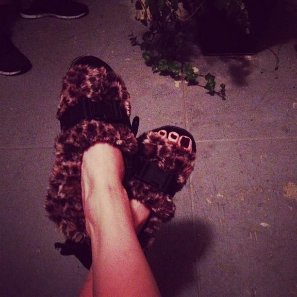 Ase Wang Feet