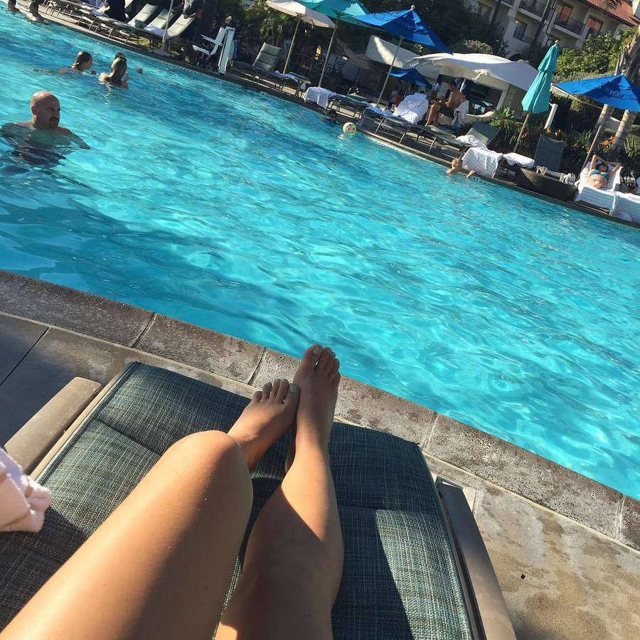 Paris Dylan Feet