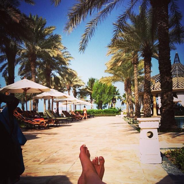 Billi Mucklow Feet