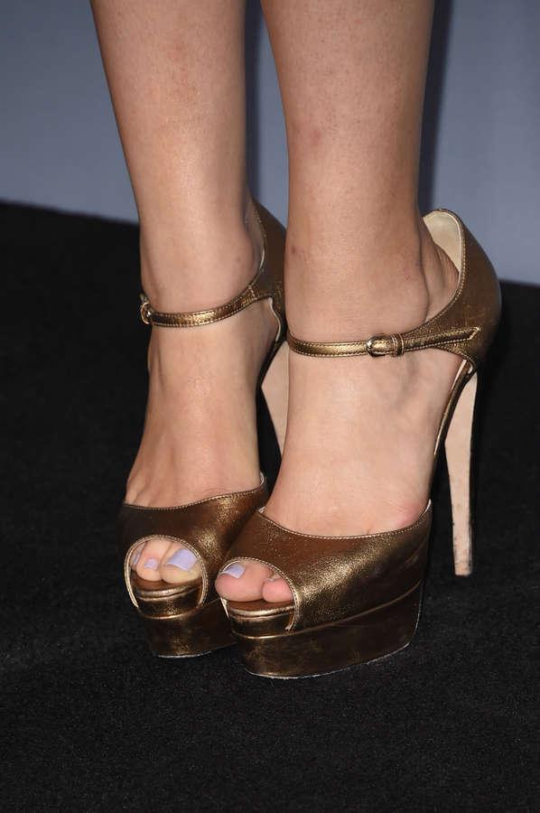 Odeya Rush Feet
