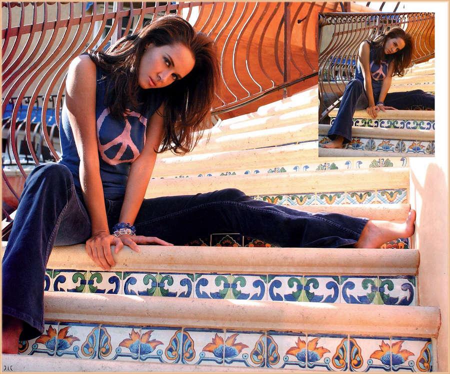 Brigitte Bako Feet