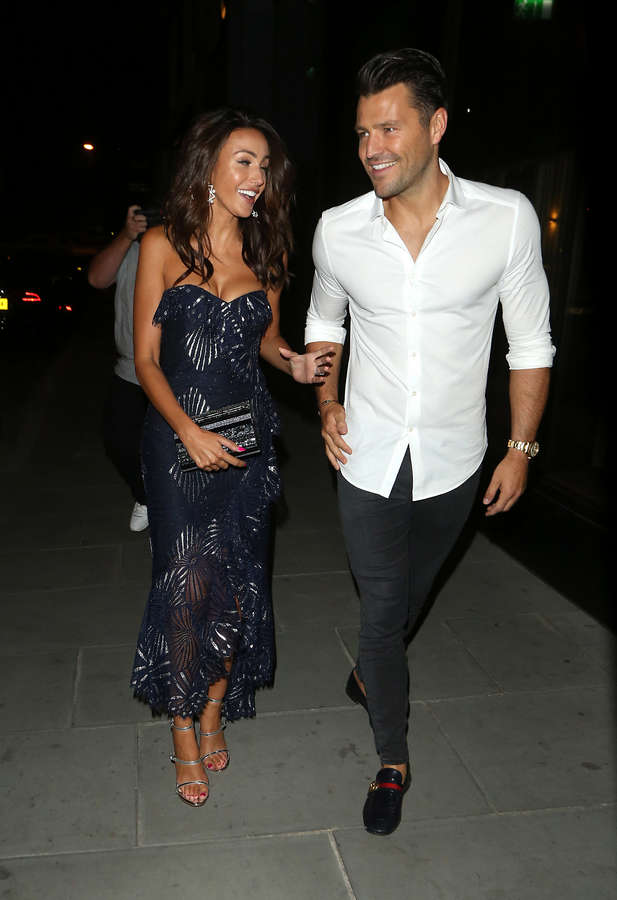 Michelle Keegan Feet