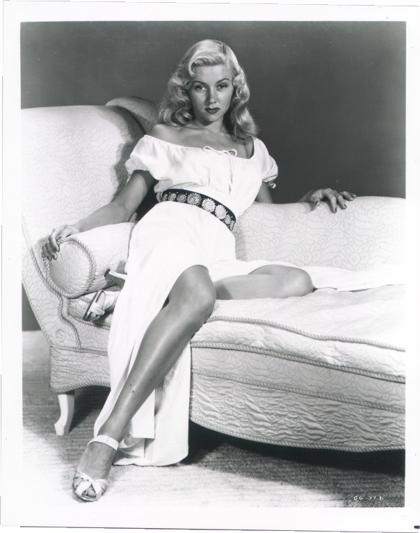Gloria Grahame Feet