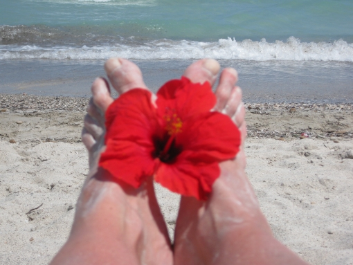 Yvonne Ryding Bergqvist Feet