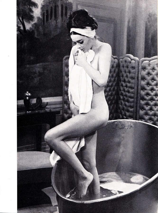 Barbara Steele Feet