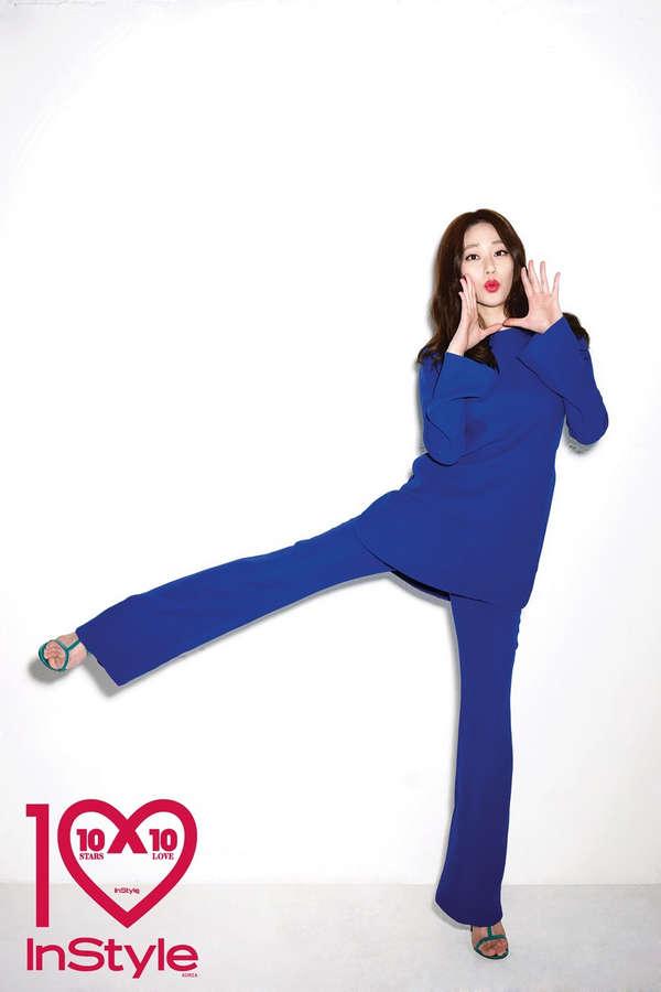 Hyo Jin Kim Feet