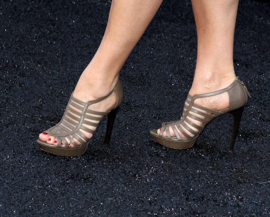 Moniqua Plante Feet