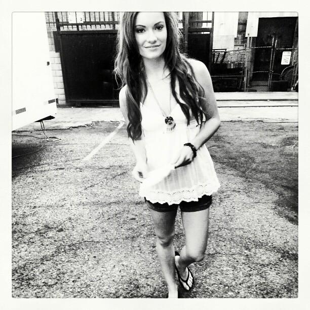Caitlin OConnor Feet