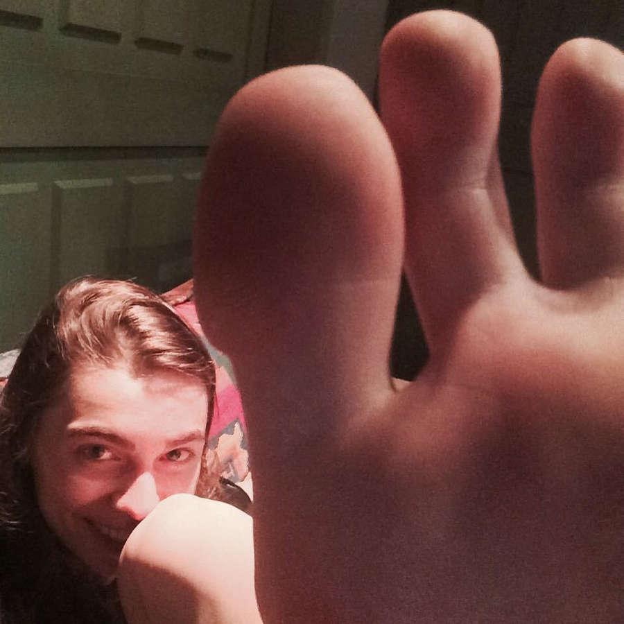 Tina Veshaguri Feet