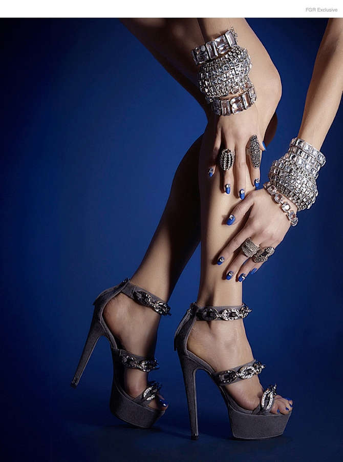 Adele Uddo Feet