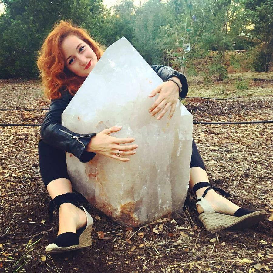 Alexandra Roxo Feet