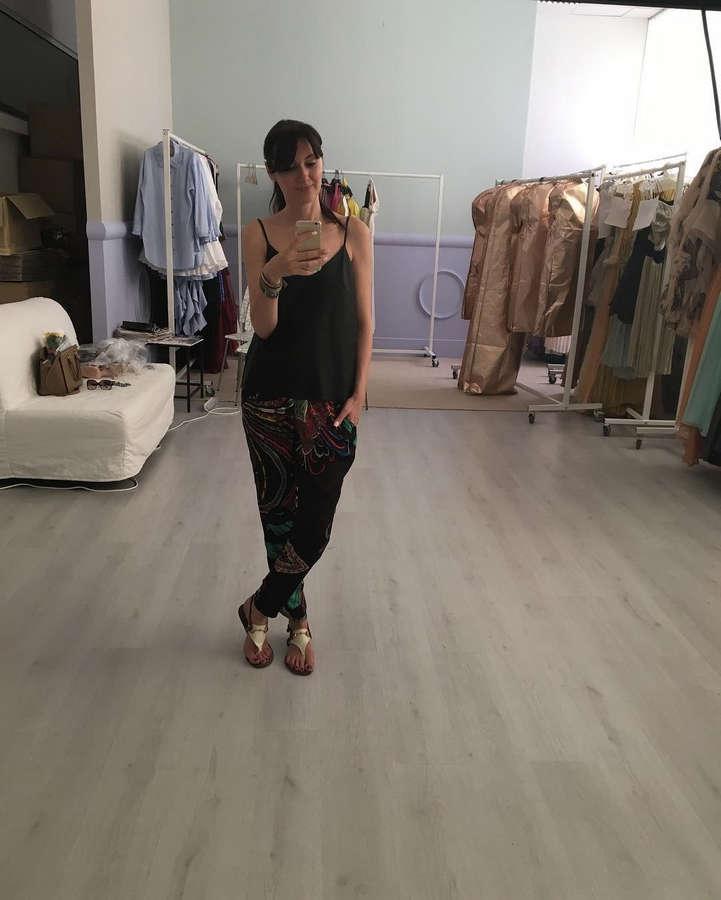 Zina Ramona Tanase Feet