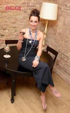 Elisa Di Francisca Feet